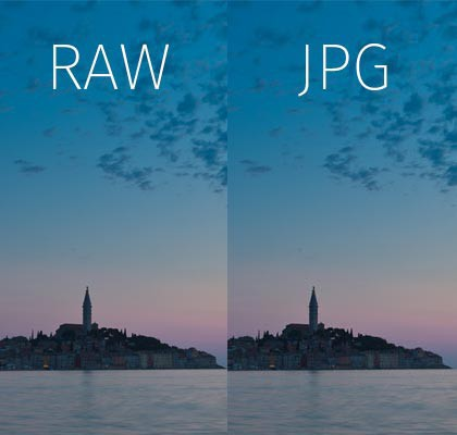 jpg raw resizing